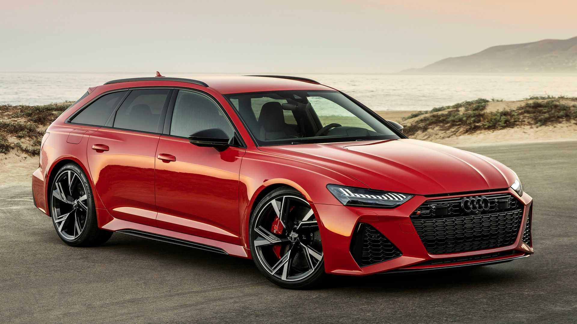 2021 Audi Rs6 Avant Price Starts At 109 000 For U S Market