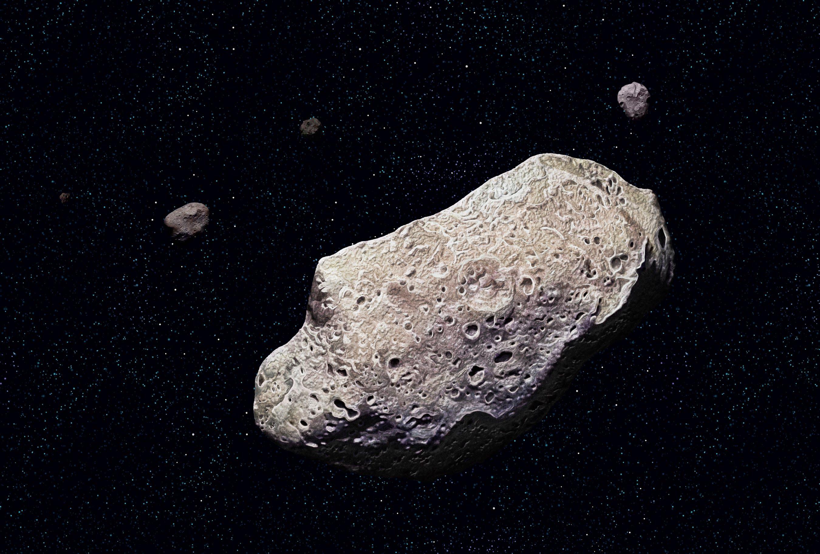 nasa asteroid tracker - HD2700×1824