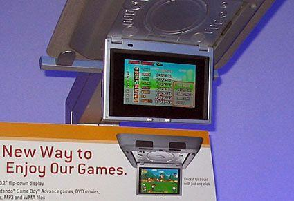 Visteon looking into multi-use DS and Wii devices