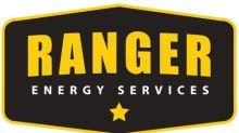 Ranger Energy Services, Inc. Announces Leadership Transition