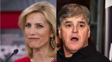 Sean Hannity, Laura Ingraham Float Idea Of Tag-Teaming White House Briefings