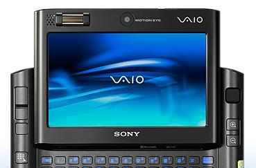 Sony's VAIO UX490N now on sale: yours for $2500