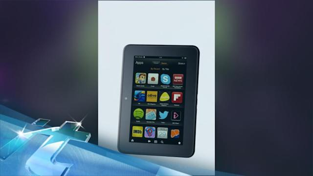 Amazon adds HTML5 web-app support for Kindle Fire, Android