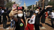 Hong Kong Disneyland closes again just a month after reopening following coronavirus spike