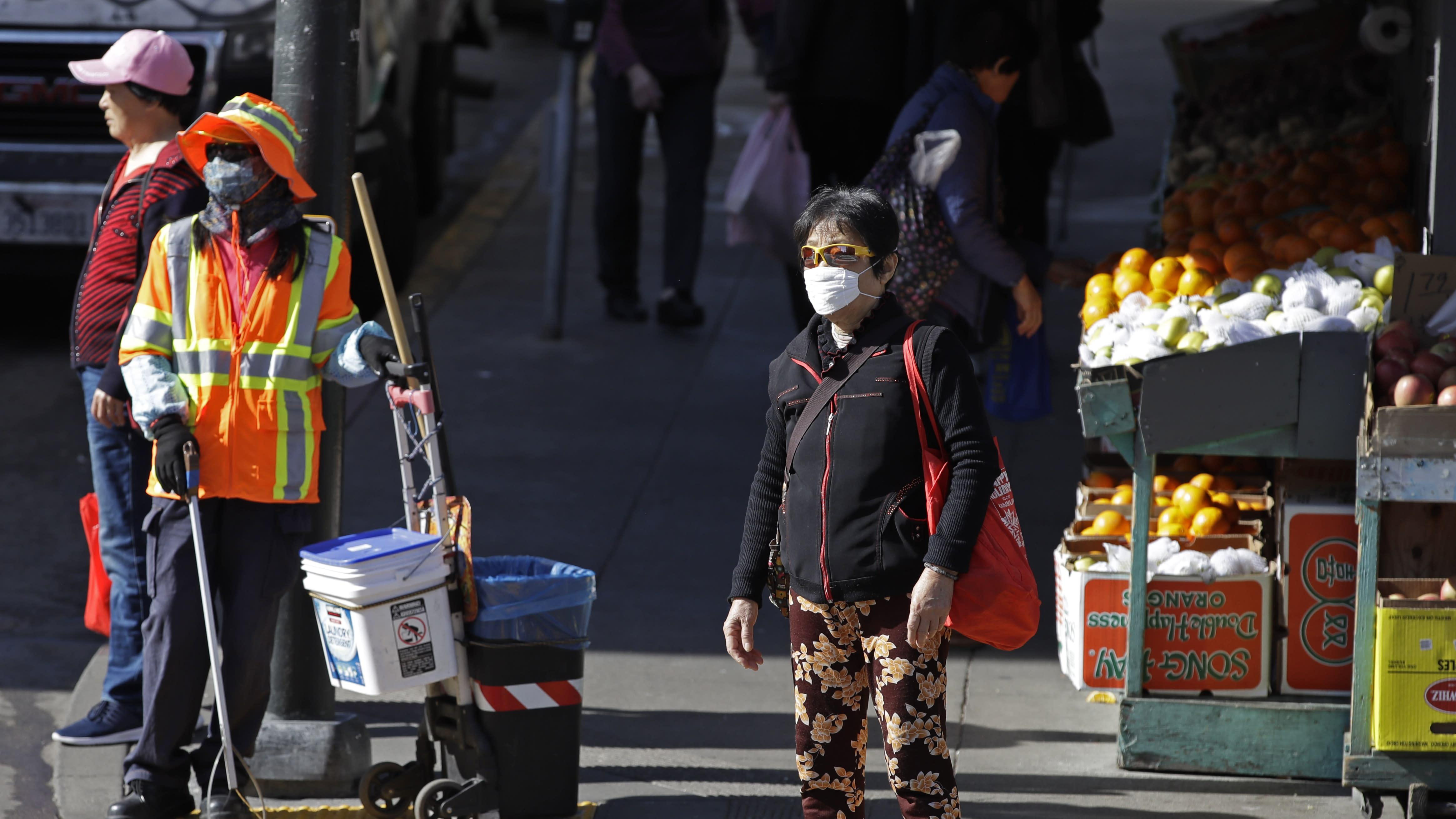 World Health Organization declares global  coronavirus emergency