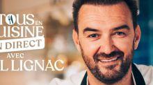 """""""Tous en cuisine"""" : le résumé des recettes de la semaine du 25 au 29 mai de Cyril Lignac"""