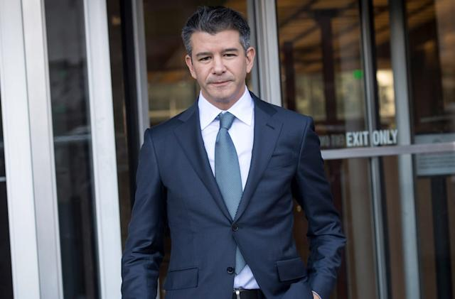 Former Uber CEO Travis Kalanick forms investment fund