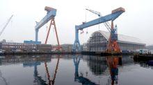 Thyssen-Krupp investiert 250 Millionen Euro in Kieler U-Boot-Werft