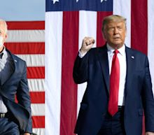 Trump carries on fight to overturn Pennsylvania's election even as his administration greenlights Biden transition