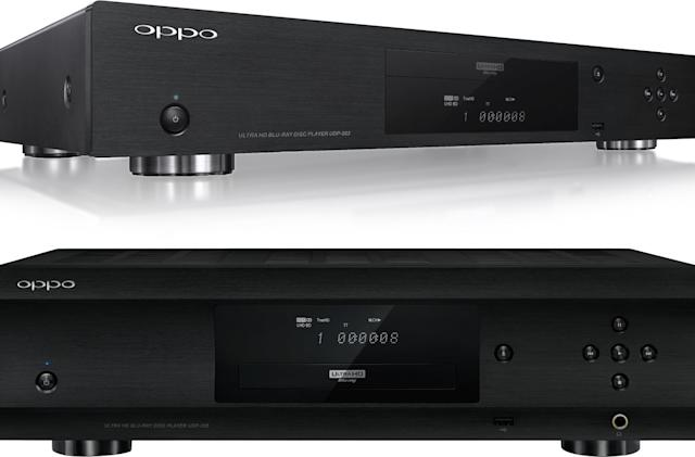 Oppo's 4K Blu-ray players are the first with Dolby Vision HDR