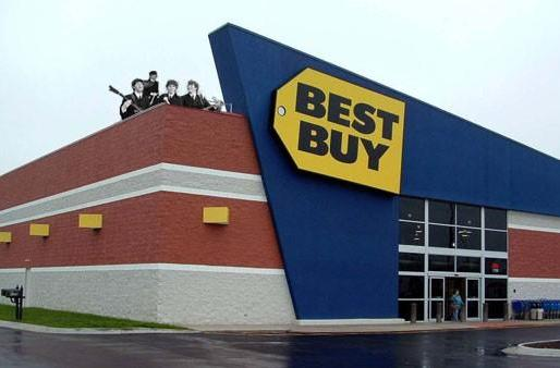 Get your hands on The Beatles: Rock Band today at Best Buy