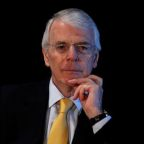 Former PM Major urges May to drop Brexit red lines