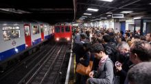 District Line delays: London tube commuters stranded for up to 40 minutes after person taken ill on a train