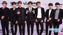 BTS Win Top Social Artist at 2017 Billboard Music Awards | Billboard News