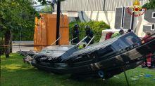 Verona, trenino si ribalta al parco divertimenti Canevaworld: 7 feriti