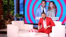 John Legend Dedicates Romantic Valentine's Day Ode to Wife Chrissy Teigen's 'Unique' Feet