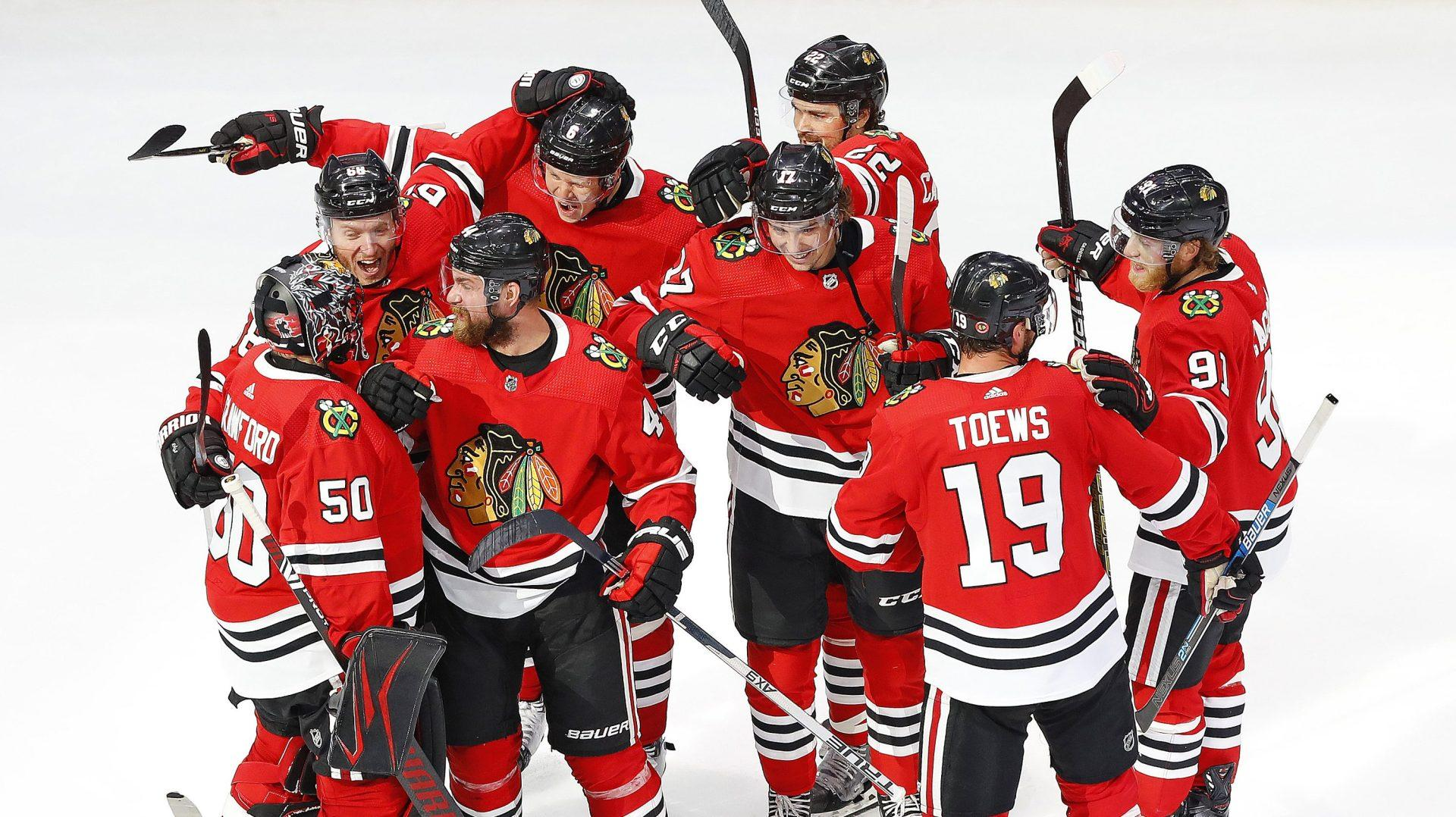 'Wild' NHL playoffs move into next stage with final 16 teams
