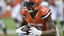 Terrelle Pryor signs with Washington, and it's for a modest deal