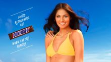 Snickers pokes fun at Sports Illustrated swimsuit issue with Photoshop fails ad