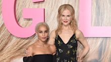 Nicole Kidman Used to Take a Teenaged Zoë Kravitz to the Movies