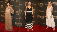 Chloé Moretz, Sienna Miller y todas las joyas de Cartier