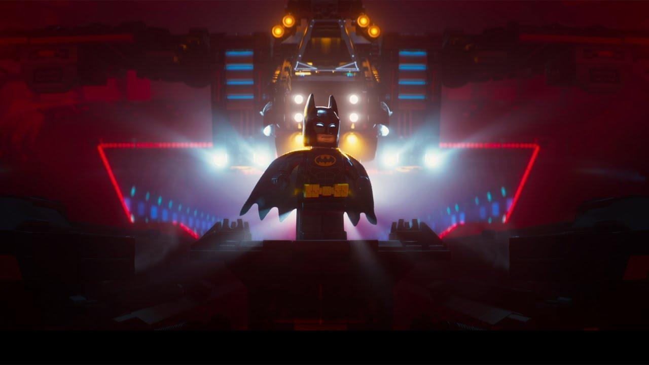 The Lego Batman Movie' Trailer Is Here to Drop the Mic