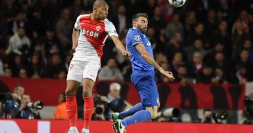 Foot - C1 - Monaco - Kylian Mbappé (Monaco) : «On a manqué de réalisme»