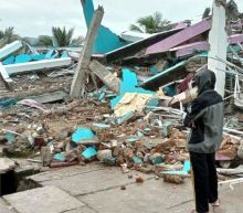 Indonesia earthquake: Dozens dead as search for survivors continues
