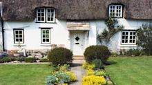 This small but perfectly formed thatched beauty is officially the Best Small Village in Dorset