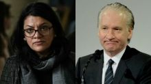 Boycott of Bill Maher's Show Suggested by Rep Rashida Tlaib After He Criticizes BDS