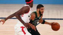Basket - NBA - Les Boston Celtics éliminent Toronto, le champion en titre