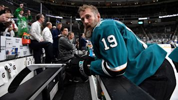 Thornton not discussing what future holds