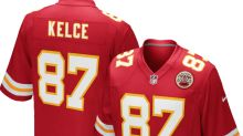 NFL player jerseys are $25 off today only at Fanatics during Black Friday
