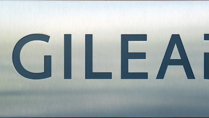 Gilead shares up after FDA approves breakthrough cancer treatment