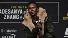Israel Adesanya apologizes for 'crumble like Twin Towers' remark ahead of UFC 248