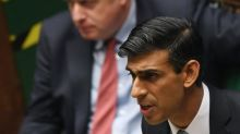 Rishi Sunak is an unwelcome reminder to Boris Johnson of his political mortality