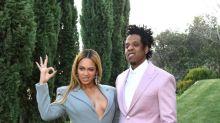 Beyoncé Just Wore the Chicest Low-Cut Mini Dress to a Pre-Grammys Brunch
