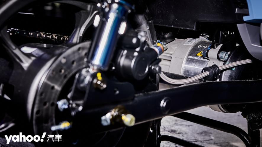 走出自我美型新風格!A-Motor宏佳騰智慧電車Ai-3 Comfort全新發表! - 8