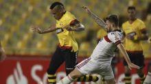 Presidente da Liga Equatoriana critica Flamengo e considera 'uma piada' presença em Quito e Guayaquil
