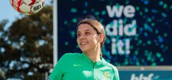 Matildas' new Melbourne base kicking off
