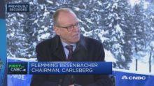 Sustainability high on Carlsberg's agenda, chairman says