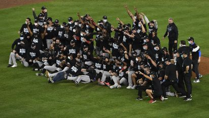 Marlins go from 105-loss season to playoff bound