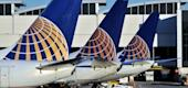 United Airlines planes. (Getty Images)