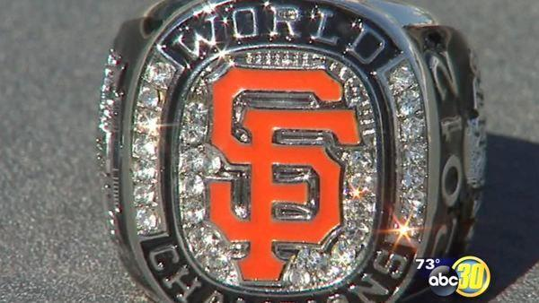 Fresno Grizzlies Prepare for World Series Replica Ring Giveaway