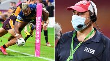 'No helmets, no worries': World reacts as NRL return goes global