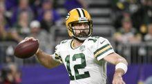 34-43. Rodgers, con cuatro anotaciones, lidera triunfo de Packers