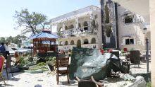PHOTOS: Dozens killed in deadly Somalia hotel siege