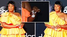 Lizzo's tiny Valentino bag from the AMAs gets its own Twitter account