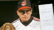 Charlie Sheen reveals himself as seller of expensive Babe Ruth memorabilia
