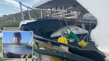 NSW teen in coma after crushed by whale in freak fishing mishap